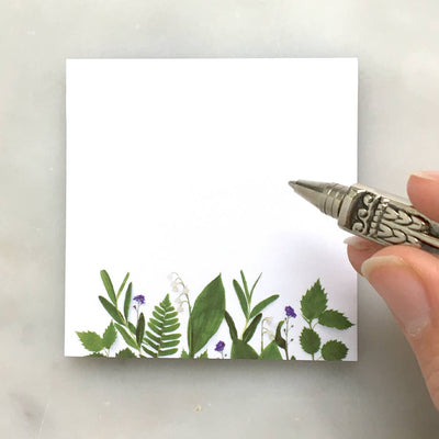 Lily of the Valley - Sticky Notes