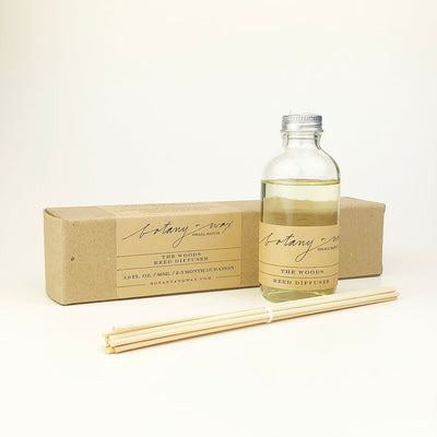 The Woods/3 oz. Reed Diffuser by botany + wax