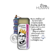 Notorious T-Ruth RBG Blend/100% Pure EO Solid Perfume