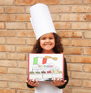 Let's Junior Chef! Ages 3-6