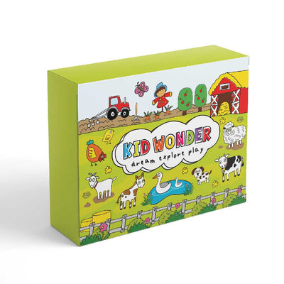 Let's Play Fun at the Farm! Ages 3-6