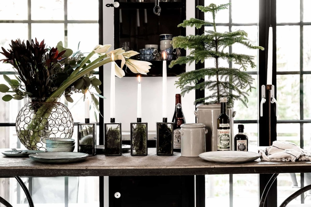 Jul & Advent | Posh Living