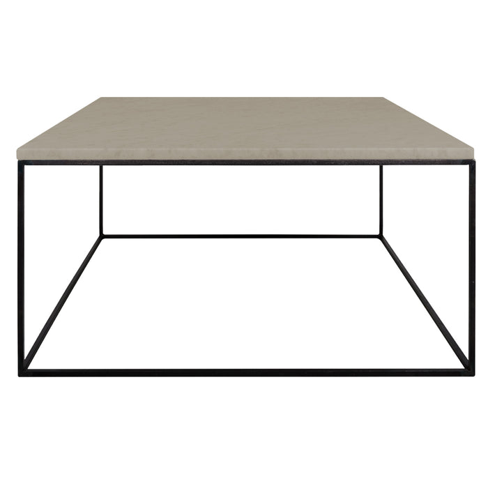Soffbord Stone från Posh Collection, Kalksten 120×65 H40 cm
