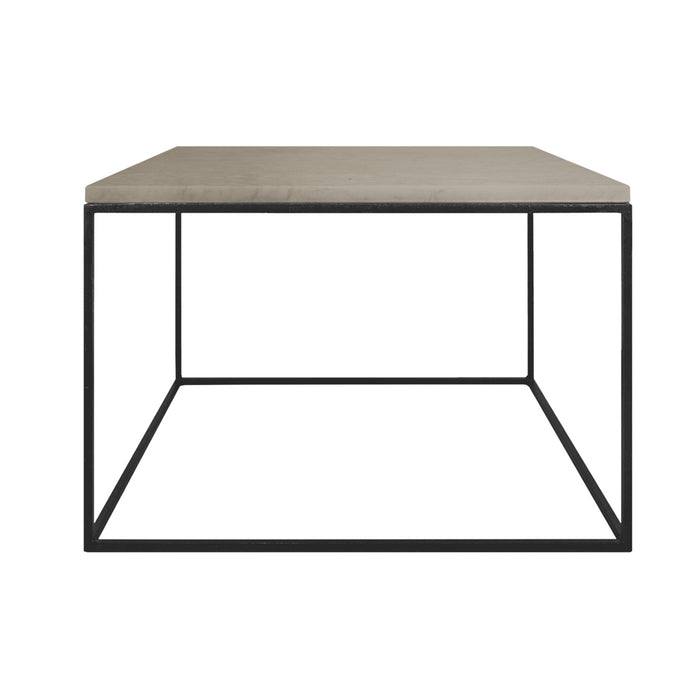 Soffbord Stone från Posh Collection, Kalksten 60×60 H40 cm