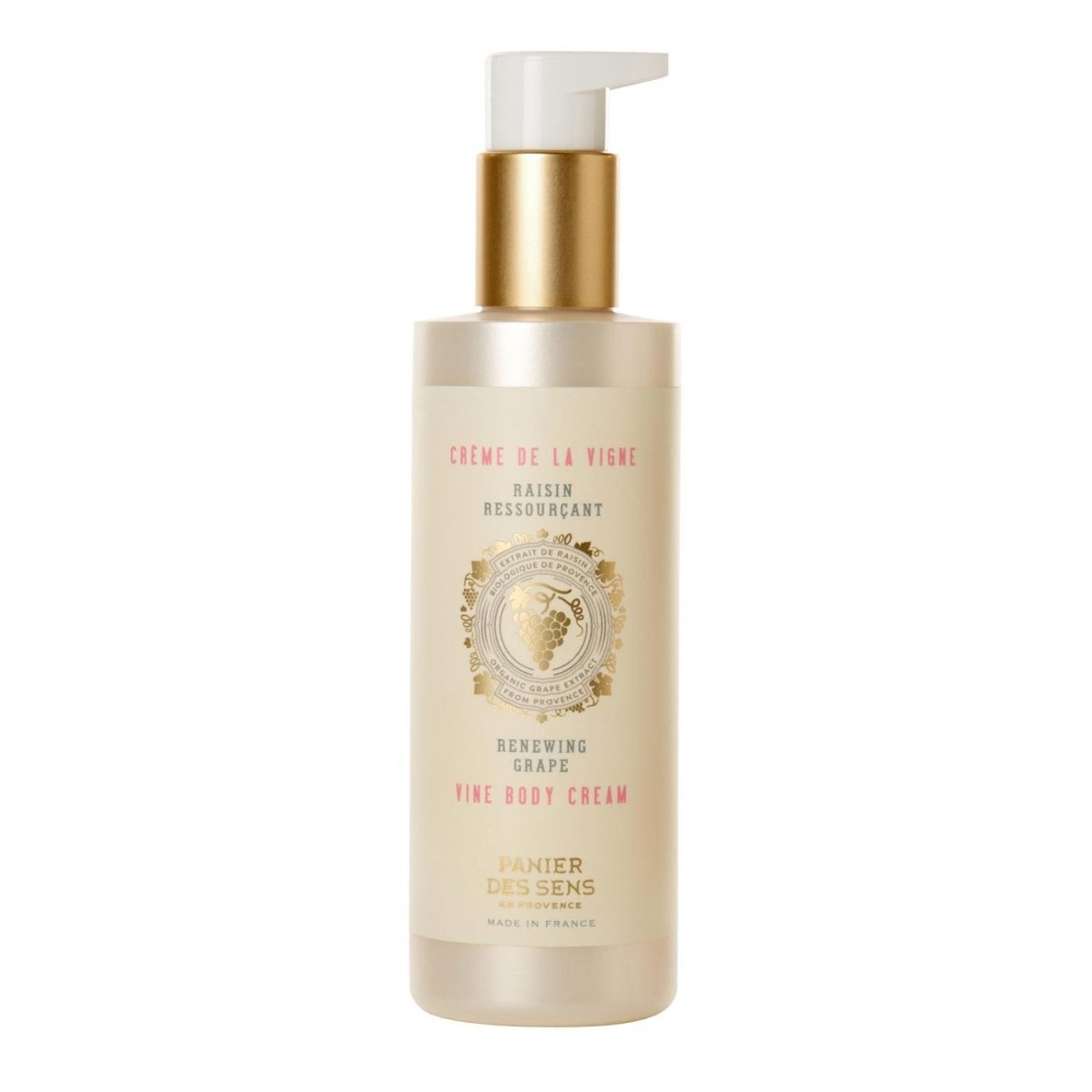 Body Lotion, White Grape från Panier des Sens - Posh Living
