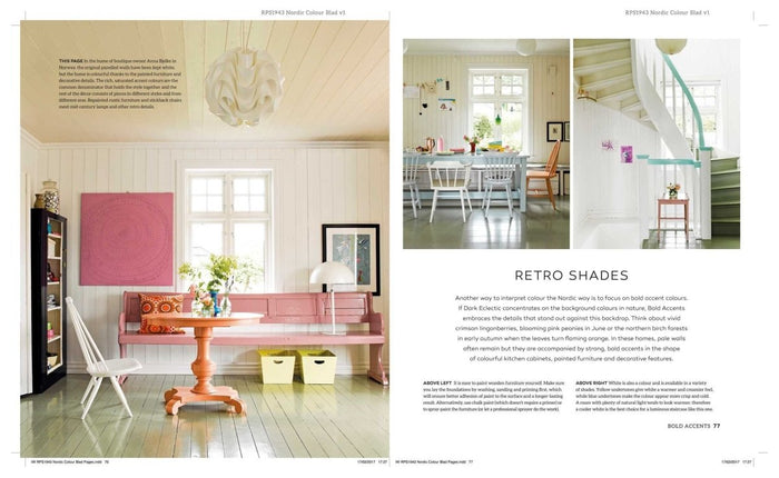 Bok, New Nordic Colour - Posh Living