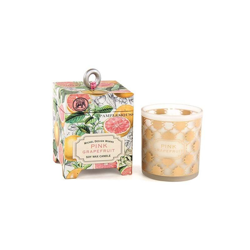 Doftljus Pink Grapefruit från Michel Design Works - Posh Living