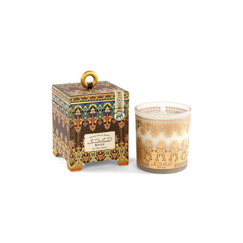 Doftljus Sandalwood Spice från Michel Design Works - Posh Living