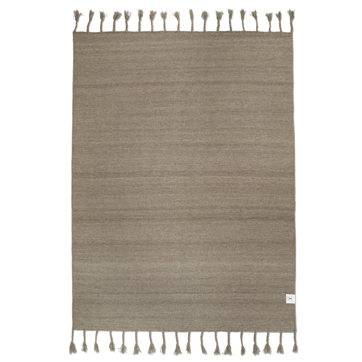 Matta Plain från Classic Collection, Beige