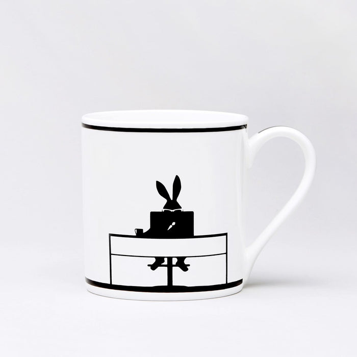 Mugg Working Rabbit - Posh Living