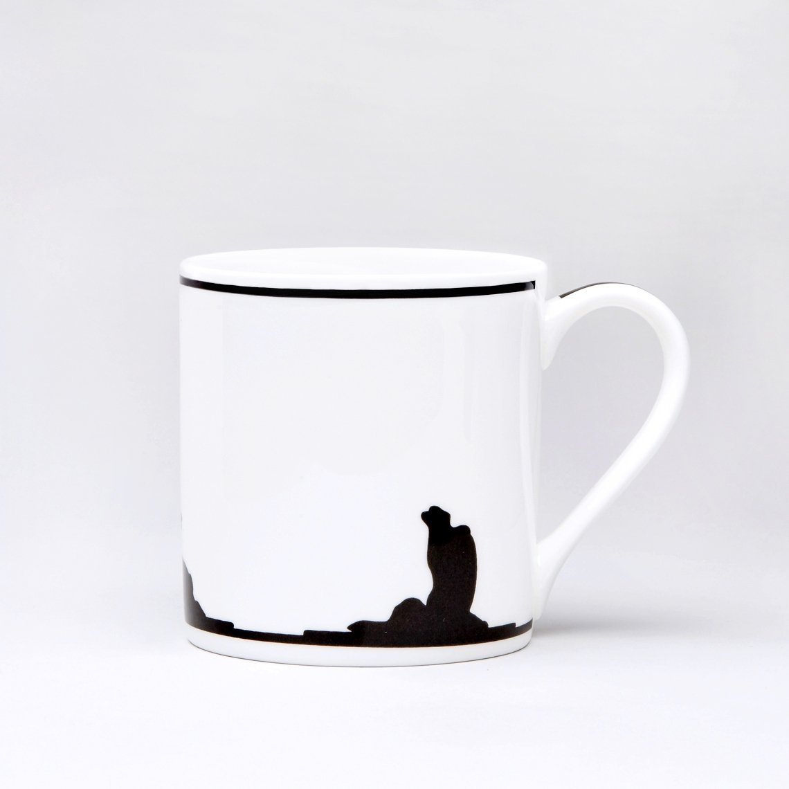 Mugg Yoga Rabbit - Posh Living