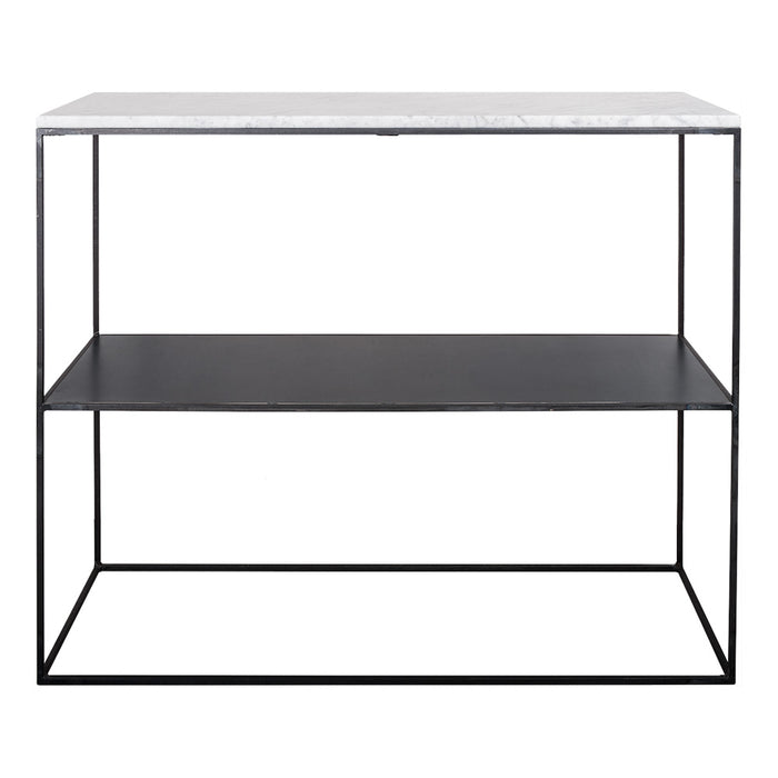 Sidobord Stone från Posh Collection, Marmor 110×35 H85 cm