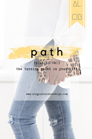 A Turning Point to a New Path for your Life