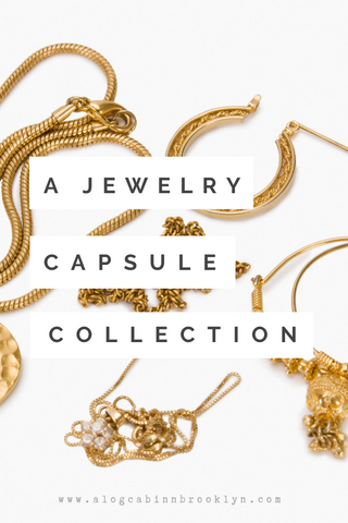 How to Build a Jewelry Capsule Collection