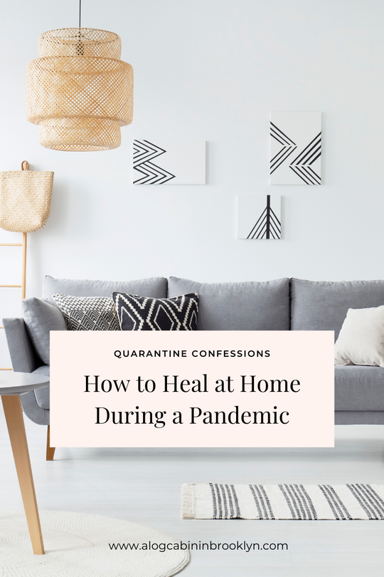 How to Heal at Home
