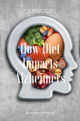How Diet Impacts Alzheimers
