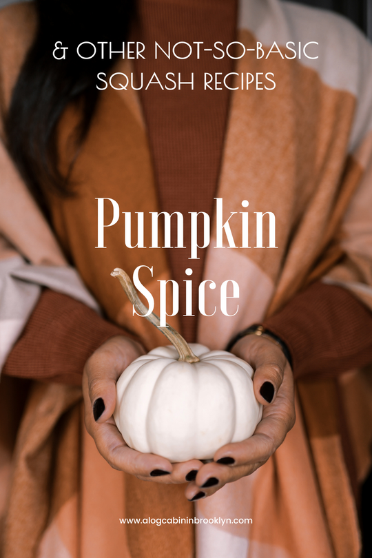 Pumpkin Spice Recipes for Fall