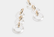 sfirik(ə)l Drop Earrings