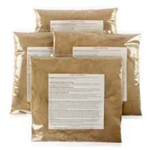 4 1 lb. bags of essiac tea