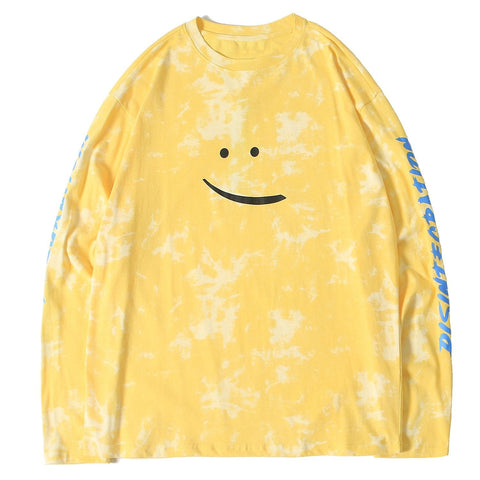 Smiley Long Sleeve Shirt