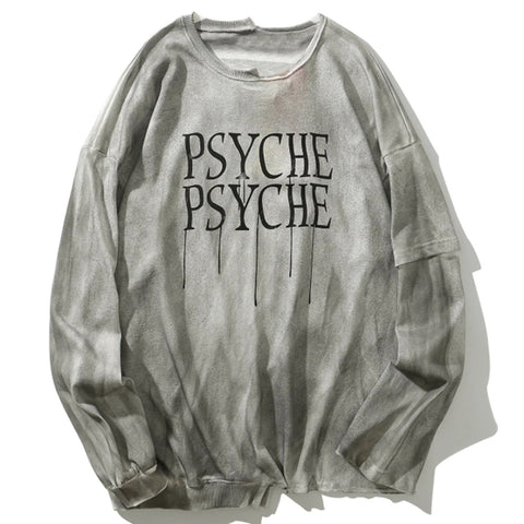 PSYCHE LONG SLEEVE SHIRT