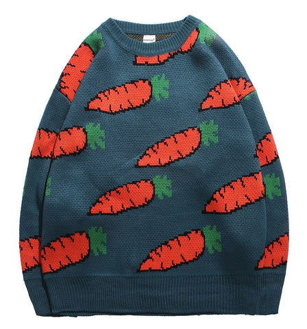 Carrot Sweater