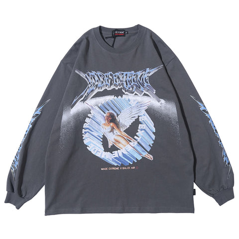 Angel Long Sleeve Shirt