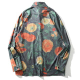 Flower Watercolor Shirt
