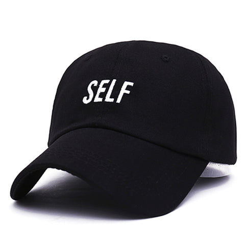 SELF DAD HAT - nonbinaryoutfitters