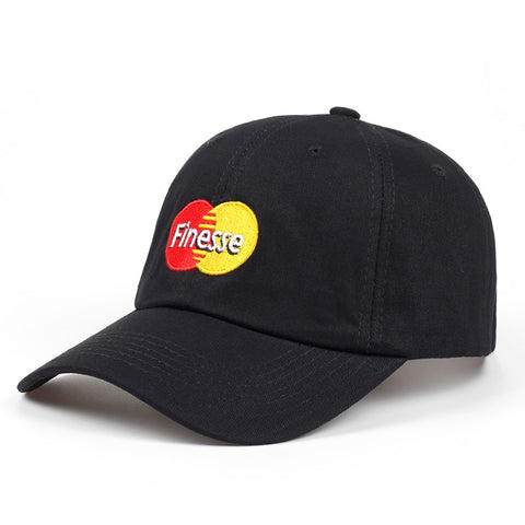 FINESSE DAD HAT - nonbinaryoutfitters