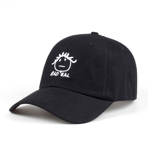 BAD GAL DAD HAT - nonbinaryoutfitters