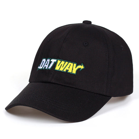 DAT WAY DAD HAT - nonbinaryoutfitters