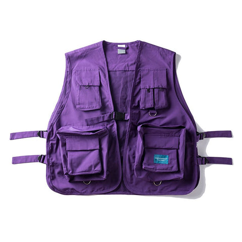 TRACKER VEST - nonbinaryoutfitters
