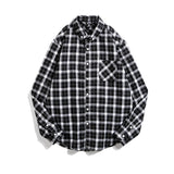 FORT PLAID SHIRT - nonbinaryoutfitters