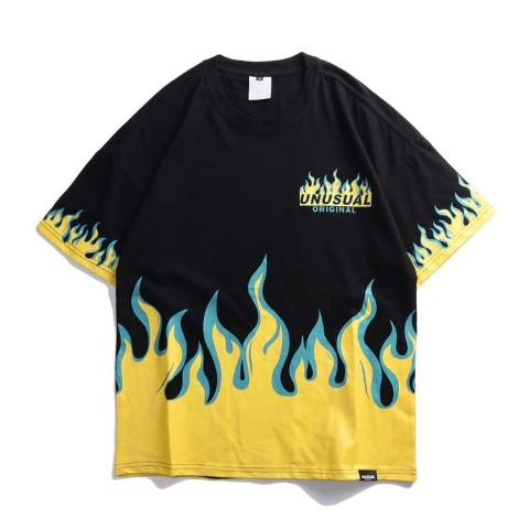 UNUSUAL FLAME T-SHIRT - nonbinaryoutfitters