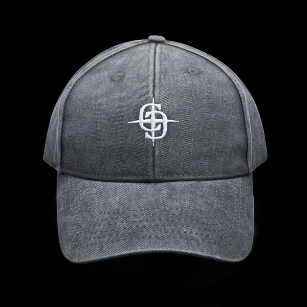 Monogram Hat x Acid Wash