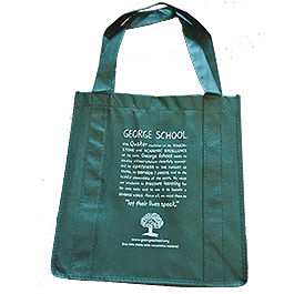 GS Mission Statement Reusable Shopper