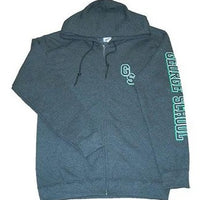 GS Arm Decorated Full Zip Hoodie