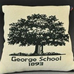 George School Keepsake Pillow
