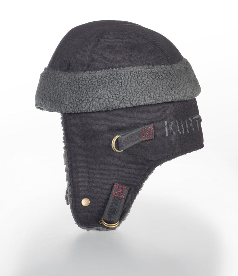 Scout Bomber Hat - Black