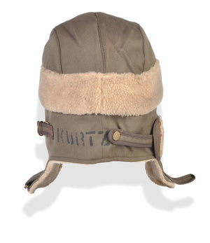 Scout Bomber Hat - Back - Military