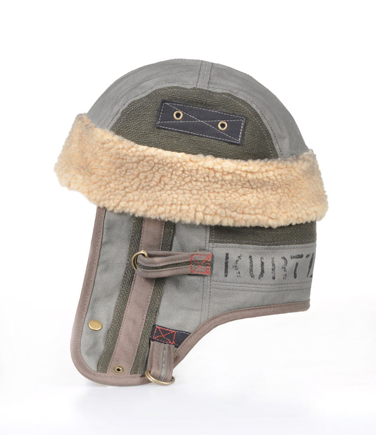 Scout Patch Helmet
