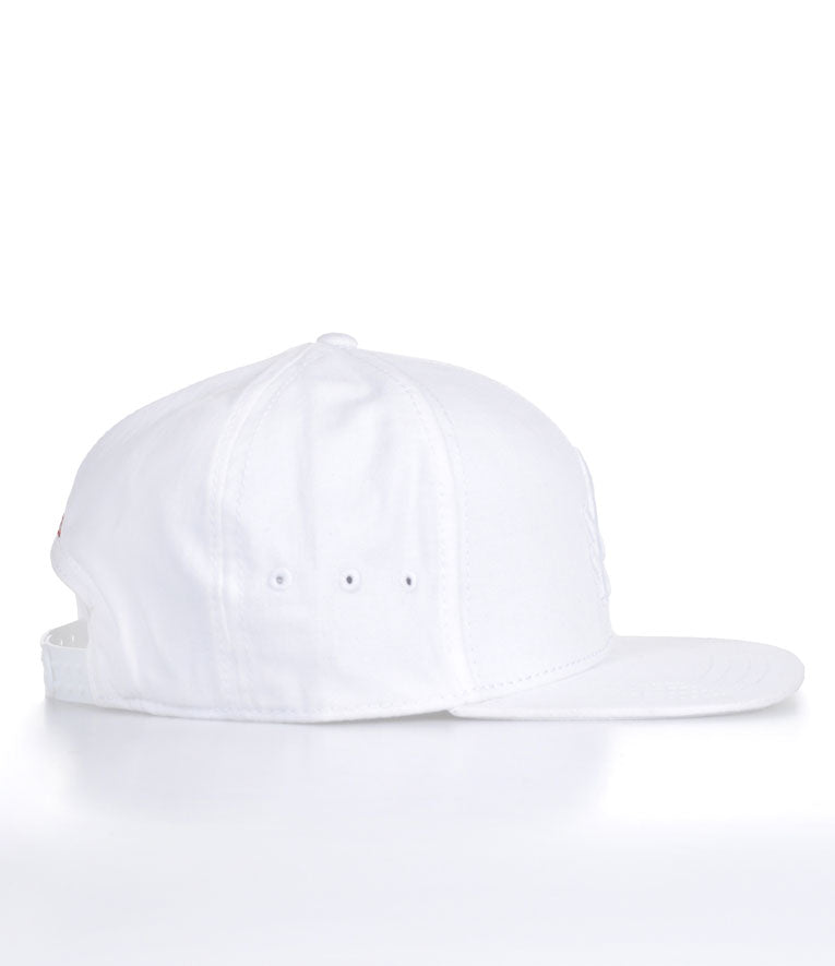 Harvey Flat Brim Cap
