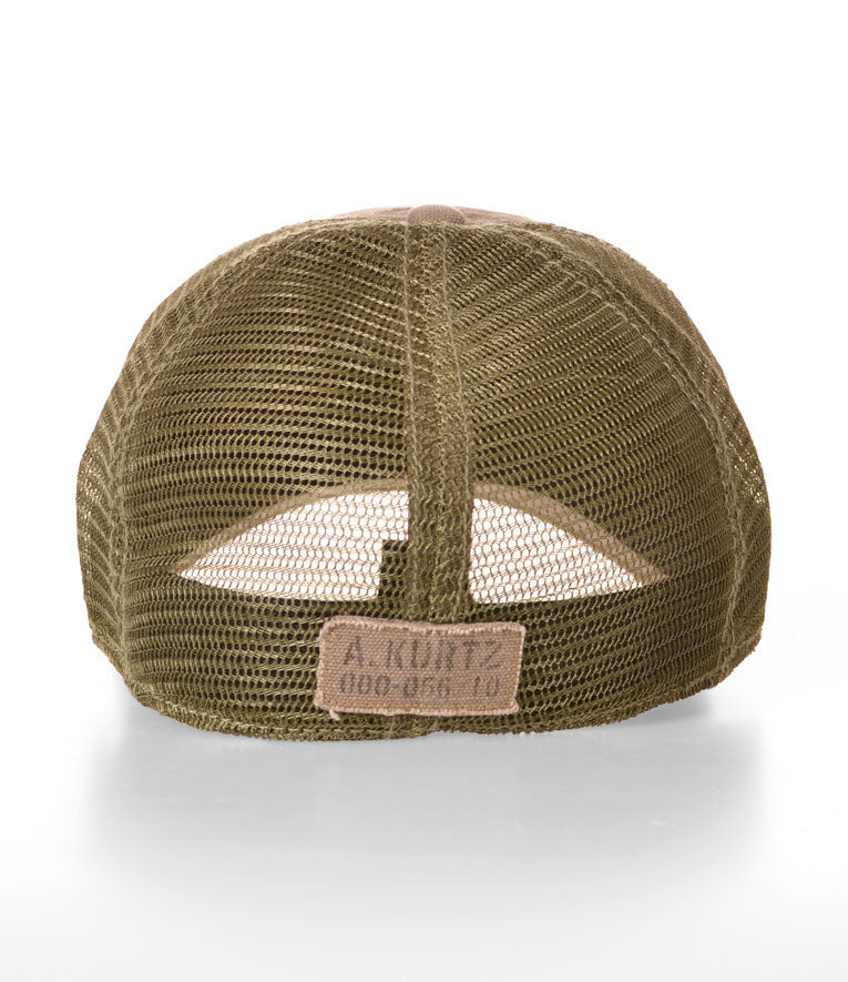Arrow Trucker Cap Rear