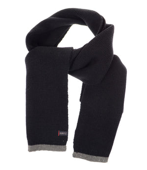 A. Kurtz Rebel Wool Scarf - Black
