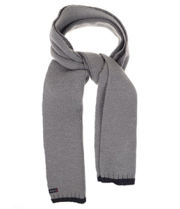 A. Kurtz Rebel Wool Scarf - Grey