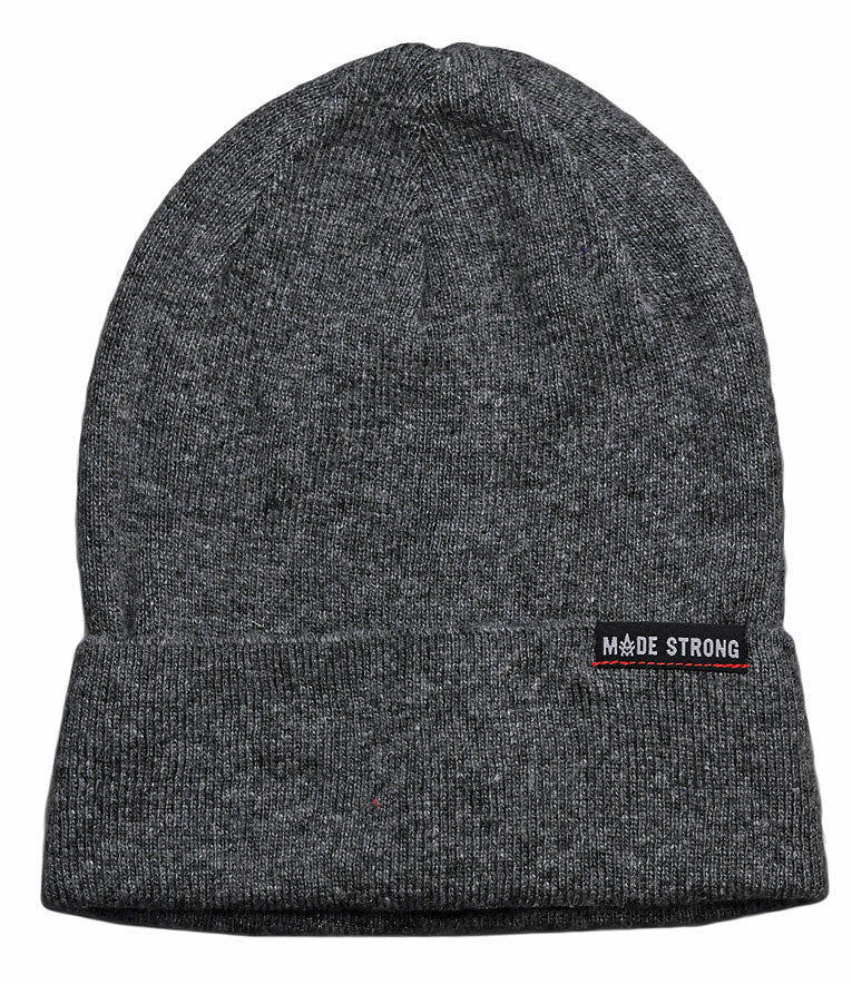 Knox Lightweight Beanie - Charcoal