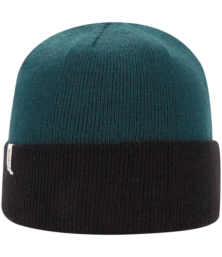 A. Kurtz Roll Up Beanie Watchcap - Black