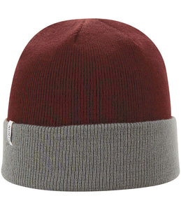 A. Kurtz Roll Up Beanie Watchcap - Charcoal
