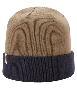 A. Kurtz Roll Up Beanie Watchcap - Navy